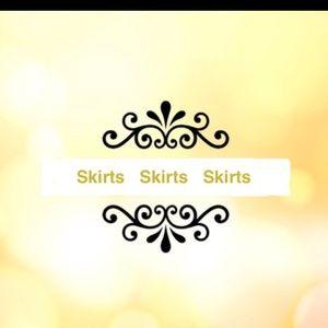 Dresses & Skirts - Skirts small-xl